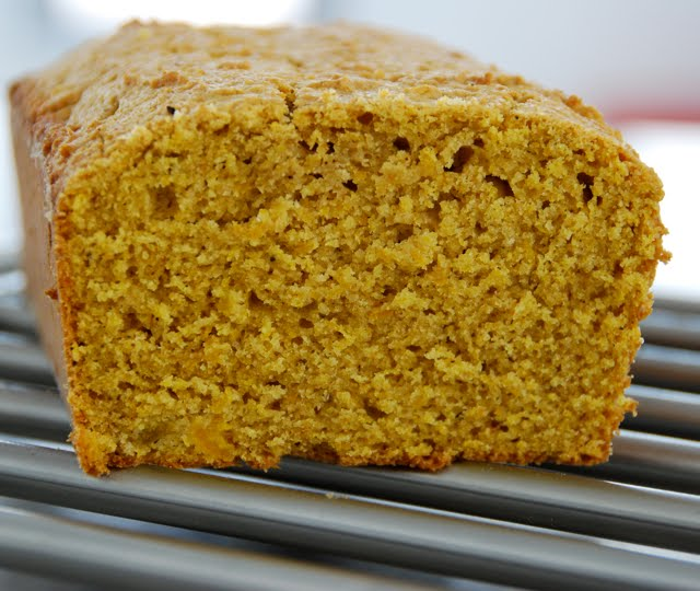 hungry tigress » indian spiced pumpkin tea cake:
