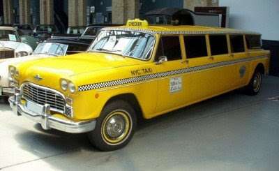 amazing taxis from the world