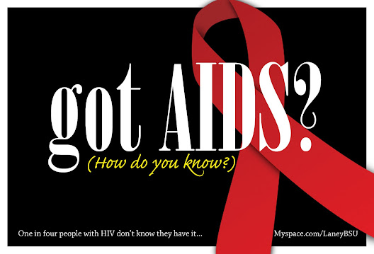 Click for information about HIV/AIDS testing at Laney