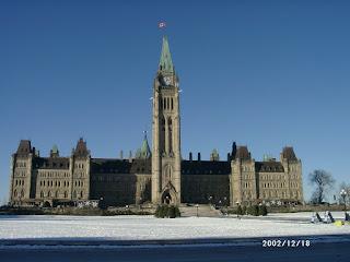 国会山庄,Ottawa,2002