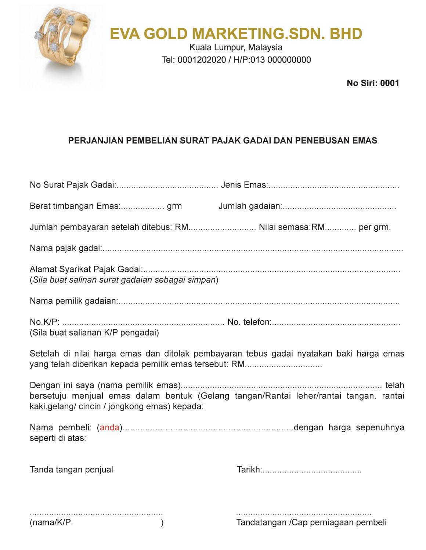 Created For Just One Purpose Contoh Surat Emas