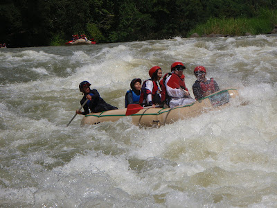 Whitewater Rafting - Cagayan de Oro, Misamis Oriental, Philippines