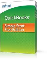 Intuit QuickBooks Simple Start Free Edition 2010