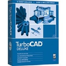 TurboCAD Deluxe 12.5