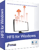 Paragon HFS for Windows 7.5