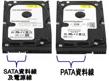 SATA & PATA data bus