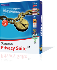 Steganos Privacy Suite 11