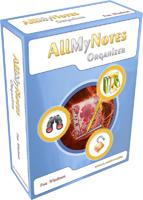 AllMyNotes Organizer 2.45