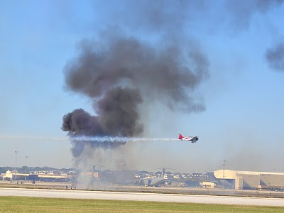 Lackland AFB Air Fest: Tora! Tora! Tora! - Japan Aircraft Dashing