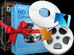 WinX DVD Video Converter Pack