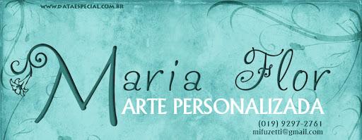 Maria Flor - Arte Personalizada