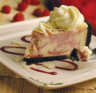 White chocolate raspberry cheesecake no bake by having fun in the