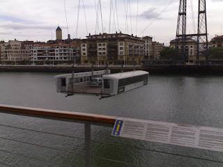 barquilla Puente Colgante