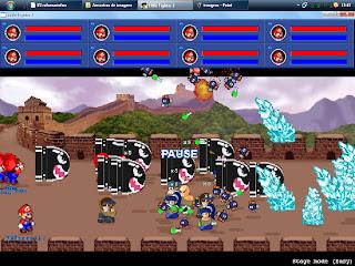 Versões modificadas de Little Fighter 2(LF2) Imagem4