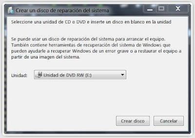Tutorial Crear disco de arranque Windows 7