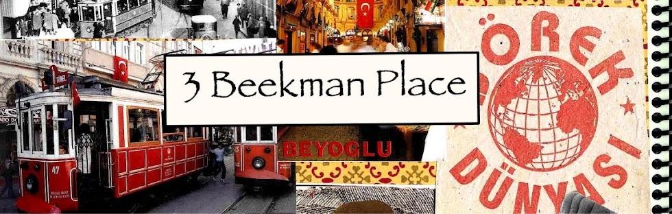 3 Beekman Place