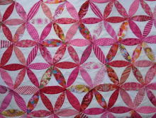 Joseph&#39;s Coat Quilt Along