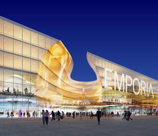 Emporia köpcentrum i Hyllie, Malmö