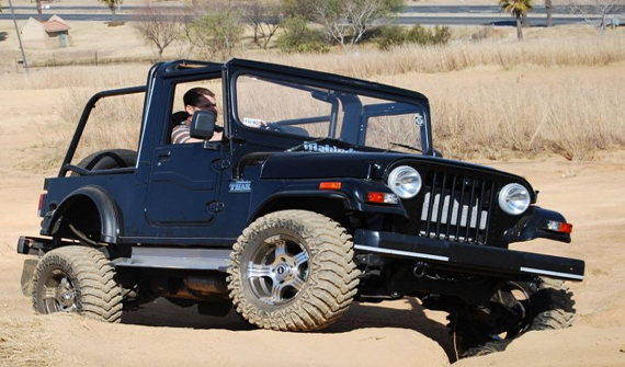 Mahindra Thar 4x4 Launched At Rs 6 28 Lakh Auto News Story
