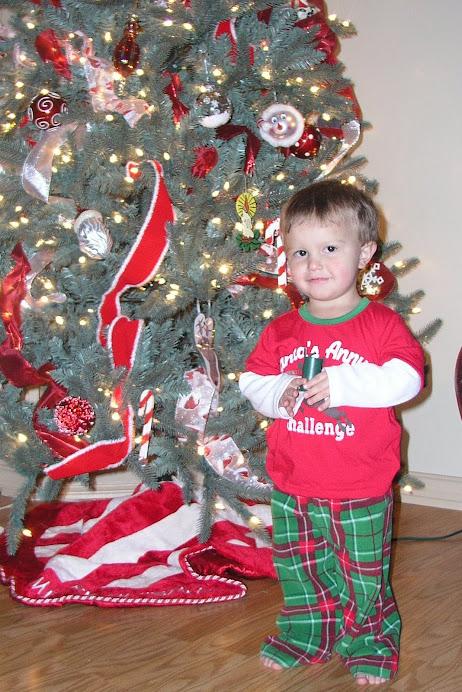 Coleman Christmas 2009