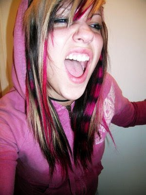 Hairstyle Tips for Emo Girls in. Although most emo haircut on a jet black