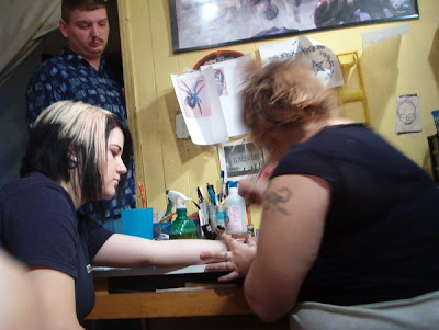 Emo Tattooing