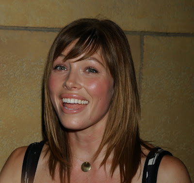 Jessica+Biel 5 Celebrity Women Sedu Hairstyles