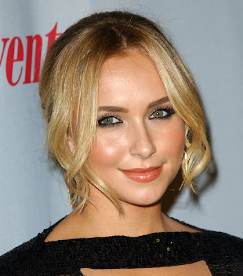 hayden panettiere long hairstyles. Hayden Panettiere Trendy 2008