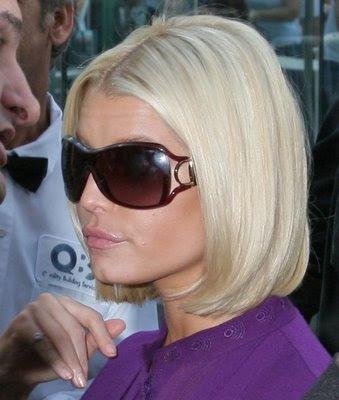 Jessica Simpson Summer Hairstyles