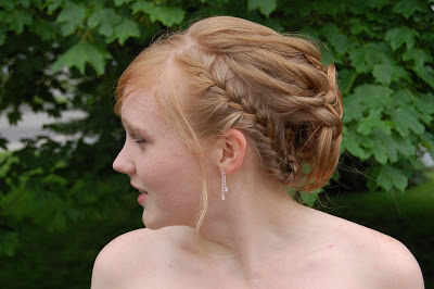 New Prom Hairstyle picture