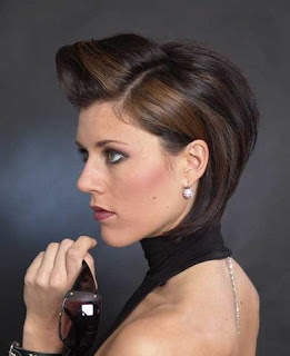 Short Cool Trendy Hairstyle Pictures