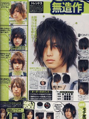 black and purple scene hair. Asian Version Of Scene Hair