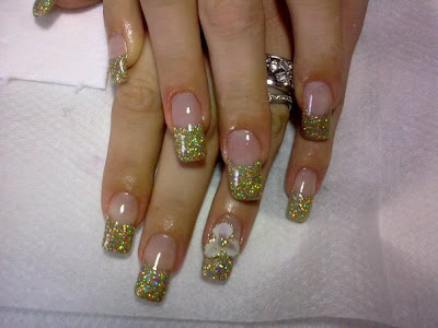 nail art patterns. Professional Nail Art 2010