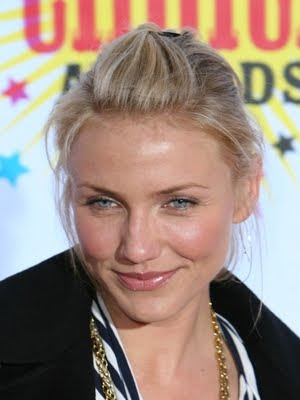 Cameron Diaz Fashionable Hairstyle She has even added some great highlights