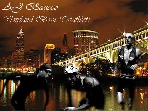 Cleveland Born Triathlete