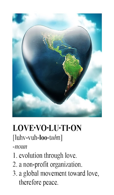 The Lovevolution Foundation 501c3 Public Charity