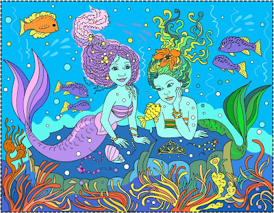 Image Result For Clown Fish Coloring