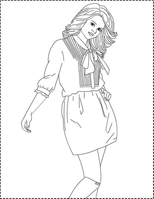 Image Result For Selena Coloring Pages