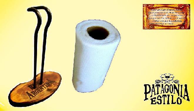 Porta Rollo de Cocina (de pie)