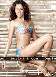 Hot Sexy Miss India Contestants Giving Sexy Masala Poses in Bikini