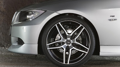 Kelleners Front Lip Spoiler E90 BMW 3 Series