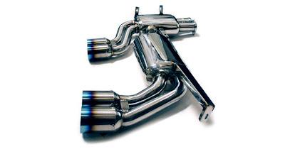 BMW E46 M3 Agency Power Exhaust