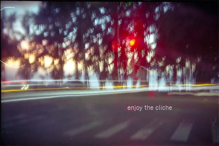 enjoy the cliche