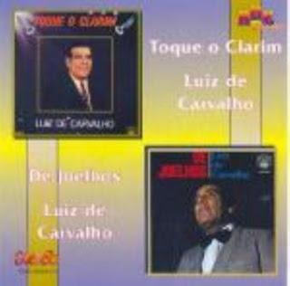 Luiz de Carvalho - Meus Hinos Queridos - Vol. 03