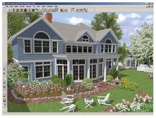better homes and gardens landscaping and deck designer 70 software - Better Homes And Gardens Interior Designer