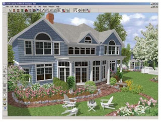 Outdoor Garden Lighting Garden Landscape Design Software