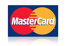 Aceitamos cartões de créditos: