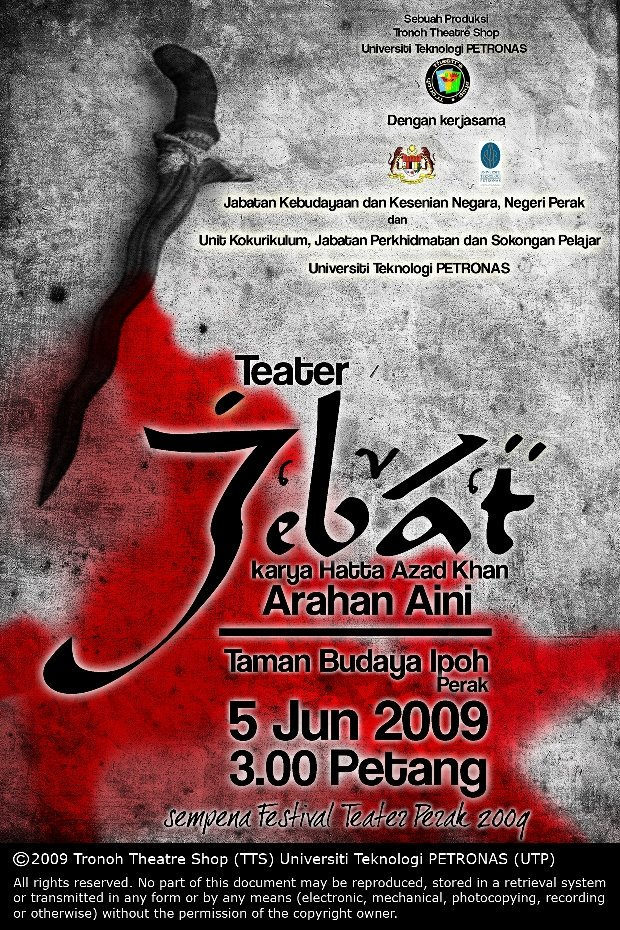 Jebat 2009 - Hatta Azad Khan