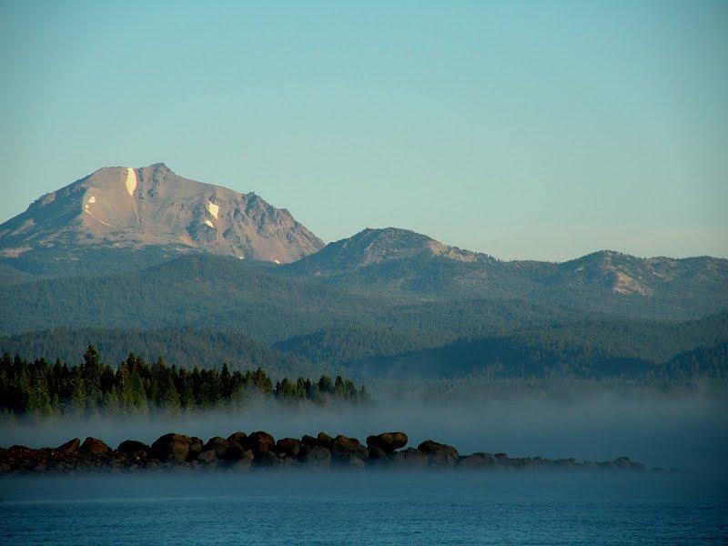 Bay area backwaters lake almanor for Lake almanor fishing report