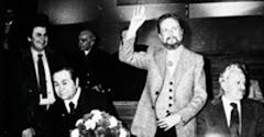 1979,  Μίκης Θεοδωράκης, Τάσσος, Γιάννης Ρίτσος, Χαρίλαος Φλωράκης